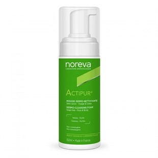 Noreva Actipur Dermo-Cleansing Gel - Face and Body 150ml