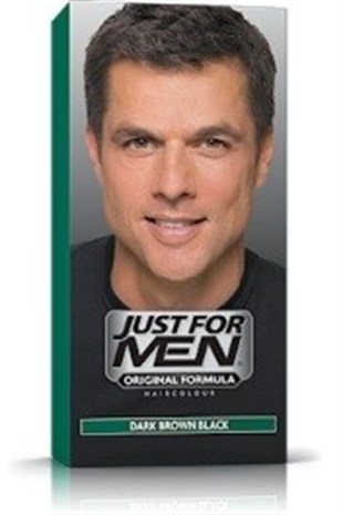 Just For Men Original Formula Saç Boyası - Koyu Kahve