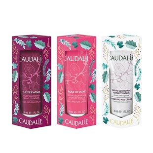 Caudalie Hand Cream Trio Set