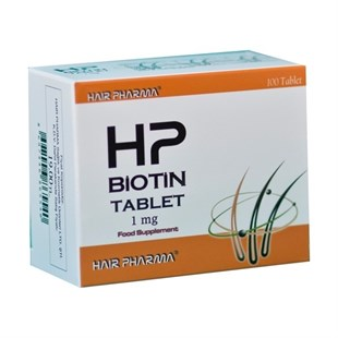 Hp Bıotın 1 Mg - 100 Tablet