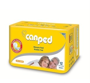 Canped Mesane Pedi - Orta (Medium)