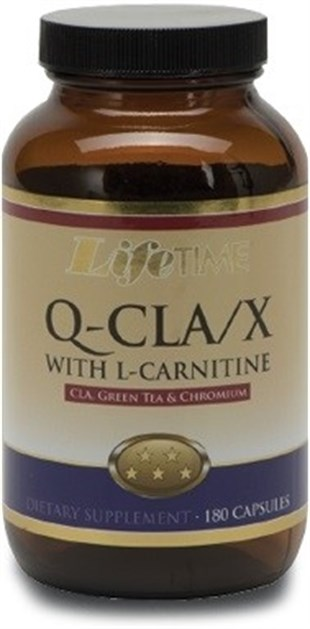Life Time Q-Cla/X With L-Carnitine 180 Kapsül