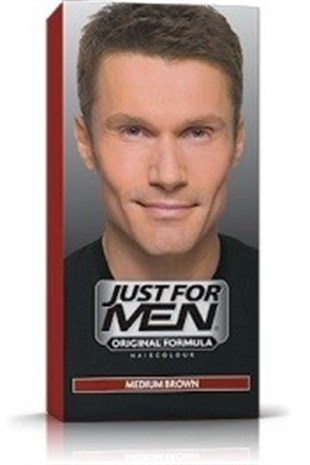 Just For Men Original Formula Saç Boyası - Orta Kahve