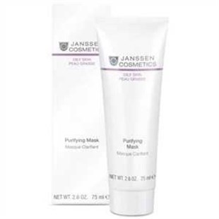 Janssen Cosmetics Oily Skin Purifying Mask 75 ml Sebum Maske