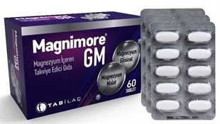 Magnimore Gm 60 Tablet