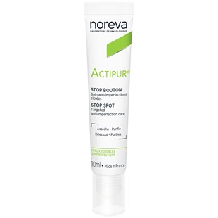Noreva Actipur Stop Spot Targeted Anti-Imperfection Care 10 ml