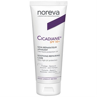 Noreva Cicadiane Soothing Repairing Care Very High Protection Spf50+ 40 ml