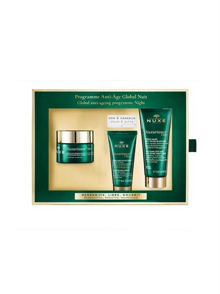 Nuxe Nuxuriance Global Anti-Ageing Programme Night Set