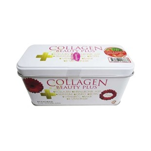Voonka Collagen Beauty Plus Çilek Karpuz Aromalı 7 Saşe