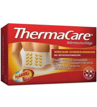 Thermacare Heat Wraps Bel Ve Kalça Isı Bandı