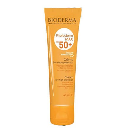 Bioderma Photoderm Max Cream Spf 50+ 40Ml