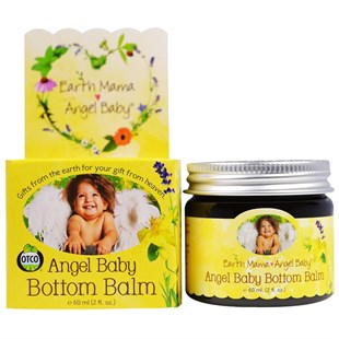 Earth Mama Angel Baby Angel Baby Bottom Balm-Doğal Pişik Kremi 60 Ml
