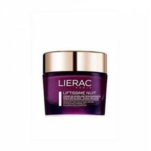 Lierac Liftissime Nuit Redensifying Sculpting Cream Night 50 Ml - Gece Bakım Kremi