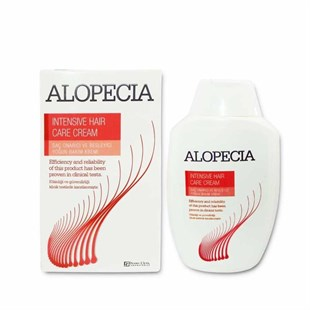 Alopecia Intensive Hair Care Cream - Saç Bakım Kremi 300 Ml