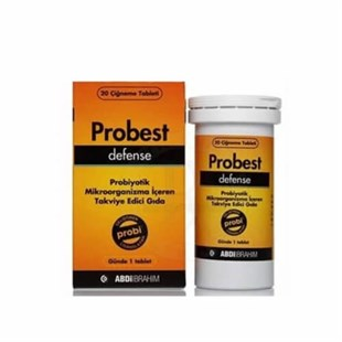 Probest Defense 20 Tablet